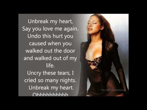 unbreak-my-heart-toni-braxton-lyrics