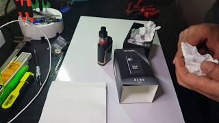 Atomizer ve Mod Temizliği coil değişimi