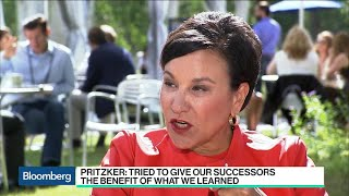 Ex-Commerce Sec. Pritzker Concerned About Trade Policy