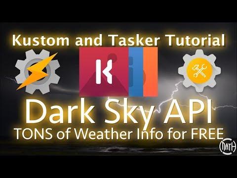 Dark Sky Weather at AppGhost com