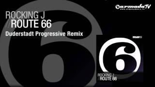 Rocking J - Route 66 (Duderstadt Progressive Remix)