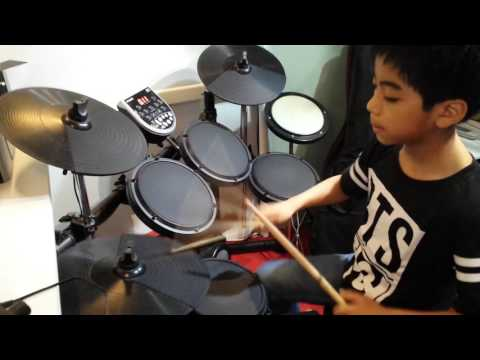Basket Case (Green Day) Drum Cover By Mark Justine Pacion