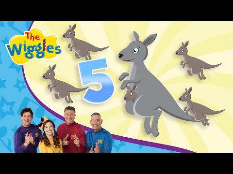 The Wiggles: Five Little Joeys