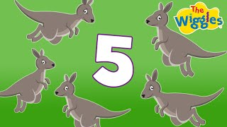 The Wiggles: Five Little Joeys