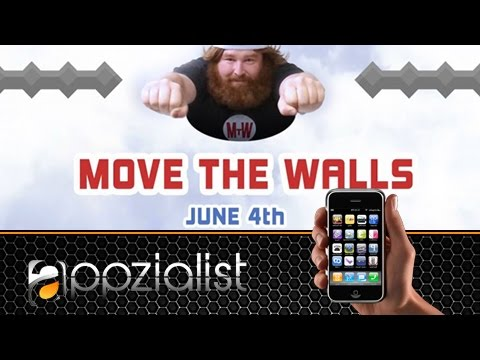 Move the Walls - Android IOS iPad iPhone App (By BeaverTap Games, LLC) Gameplay Review [HD+] #01
