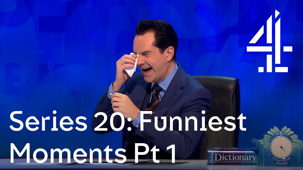 The funniest moments from Series 20 Pt 1 | 8 Out of 10 Cats Does Countdown