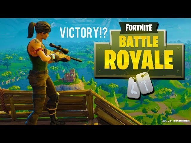 VICTORY?! #6 FORTNITE BATTLE ROYALE