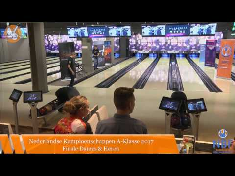 Dutch National Championships of Bowling 2017 Men & Women Fin
