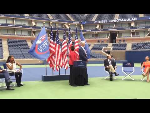 Retractable roof for US Open at Arthur Ashe Stadium has a small problem