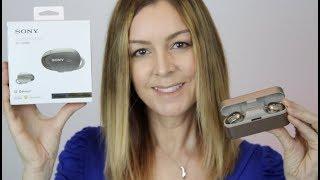 Sony 1000X truly wireless headphones review