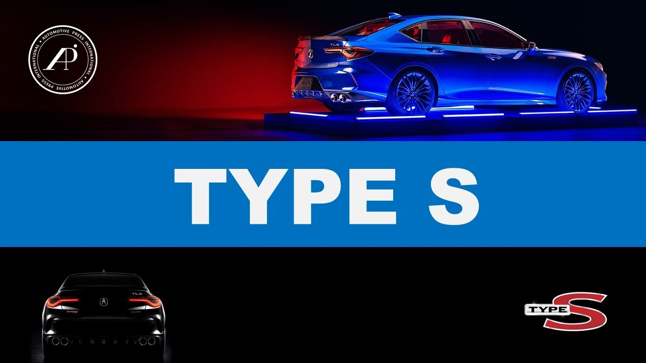 ACURA TYPE S ORIGINS - Why is it so significant, and where did it come from?