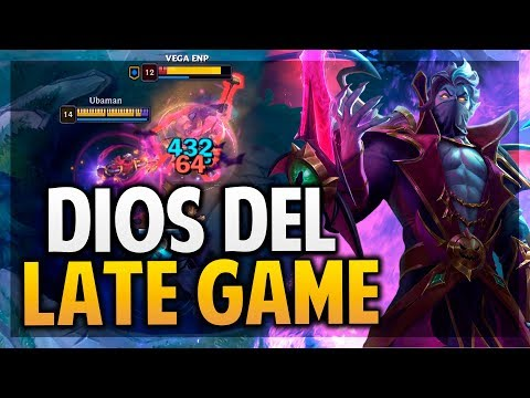 ¡COUNT KASSADIN! | REY DEL LATE GAME! | League of Legends