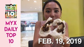 SUNNY KIM Tries Out One Of Binondo