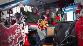 CH Chemists Santa Parade Highlights 2013 Thumbnail