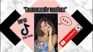 """✨""""Comunicación telepática""""/ TIK TOK/ Short/ Dana Bm💬"""