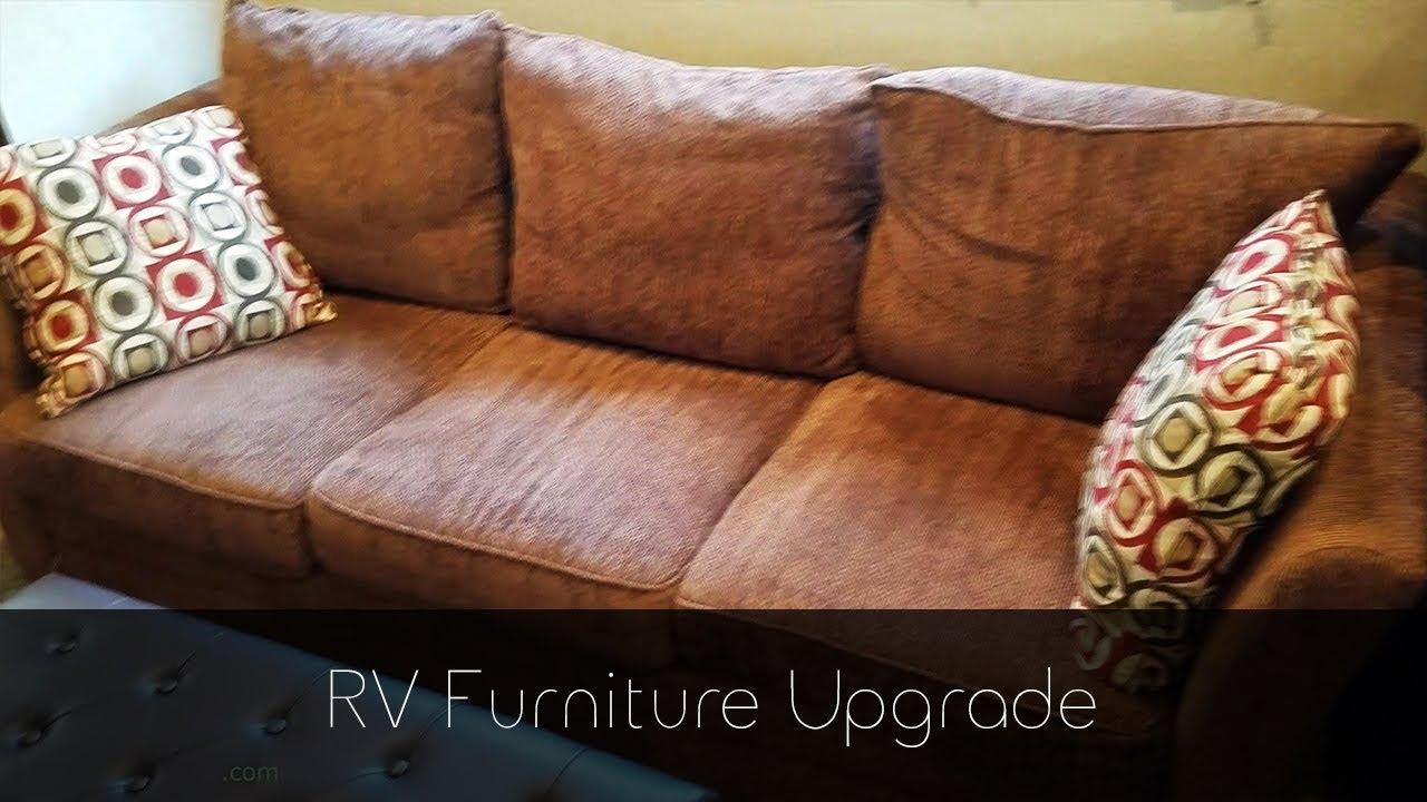 RV Furniture Upgrade | I Love RV Life