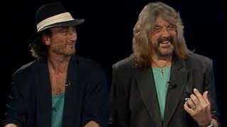 Deep Purple's Roger Glover and Jon Lord in conversation 1988