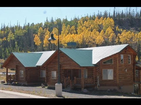 sale for true ski log resort at cabin estate overlooking brian htm cabins real head