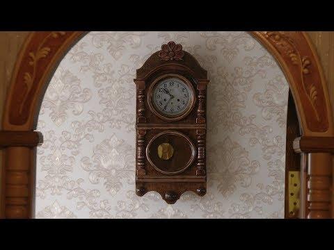 Сказка быль про настенные часы