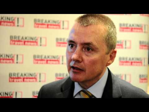 Willie Walsh, CEO of British Airways