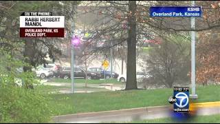 3 dead after Jewish Community Center shootings in Kansas City area