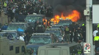 Unrest Continues In Minnesota