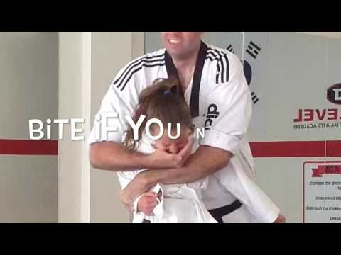 Self Defense for Kids