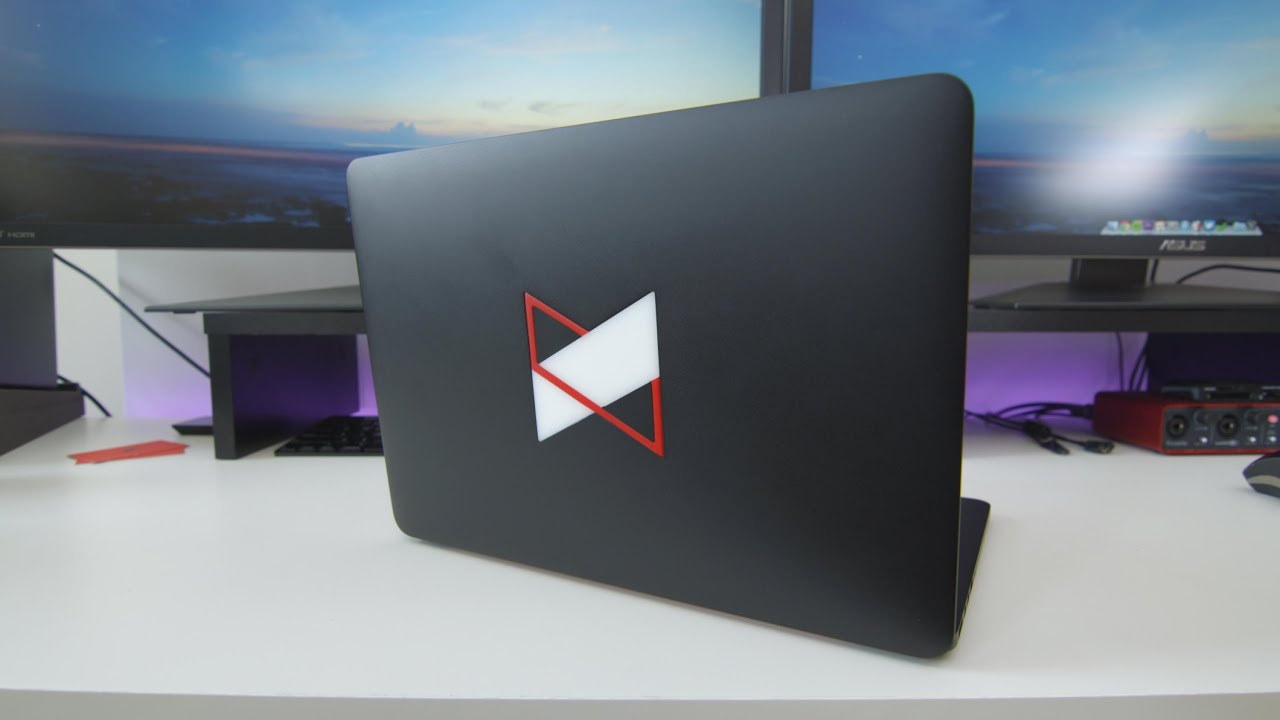 MKBHD Edition Macbook Pro! (Colorware Custom)