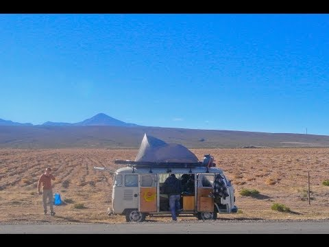 DELETED SCENE: Bolivia - Good morning from the combi