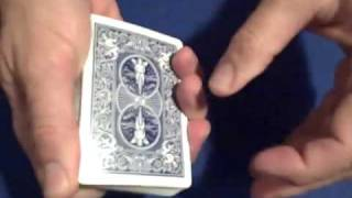 Better Beginner Card Trick Revealed