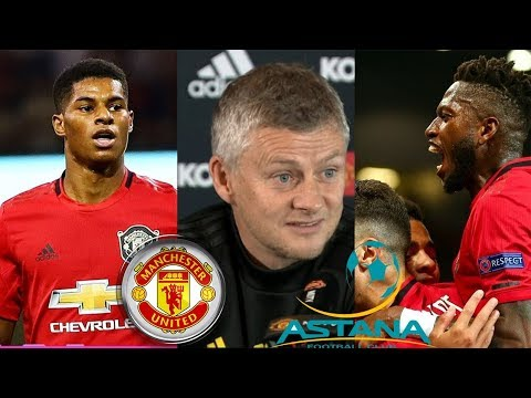 Manchester United vs Astana 1-0 Post Match Analysis & Solskjaer REACTION - UEFA Europa League