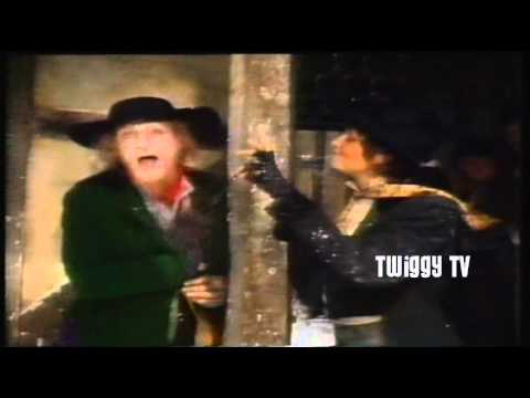 TWIGGY & RON MOODY  DICKENS MEDLEY 1977 WHERE WOULD YOU BE WITHOUT ME?