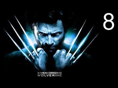 X-Men Origins: Wolverine - Walkthrough Part 8