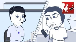 Rooster Teeth Animated Adventures - Gus' Gas Problem