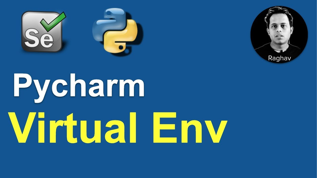 Pycharm How To Create Virtual Environment For A Project