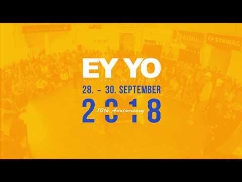 Moodimbi & Riddim vs Nora & Yarah   HIP-HOP 1st Half Final   EY YO 2017