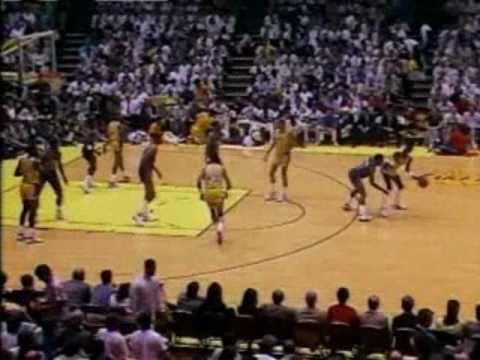 1988 NBA Finals: Pistons at Lakers, Gm 7 part 4/12