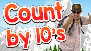Скачать Count Together By 10 S Counting Workout For Kids Jack Hartmann