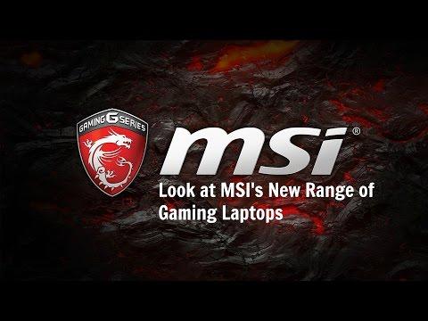 Look at MSI's New Range of Gaming Laptops | Digit.in