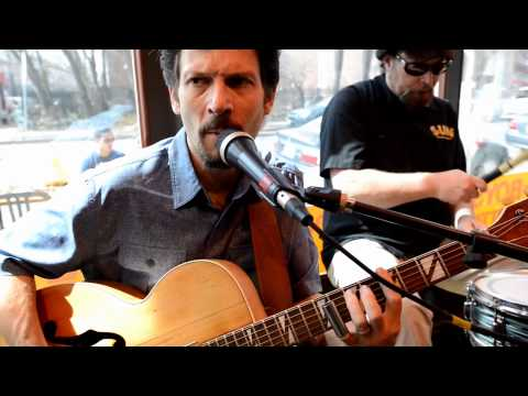 Chris Ruest Band at the Blues City Deli - #4