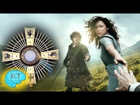 Outlander and Eucharistic Adoration
