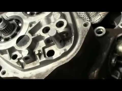 renault symbol ремонт коробки передач