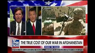 Tucker Carlson Afghanistan War Drags On - Time For Some New Strategy