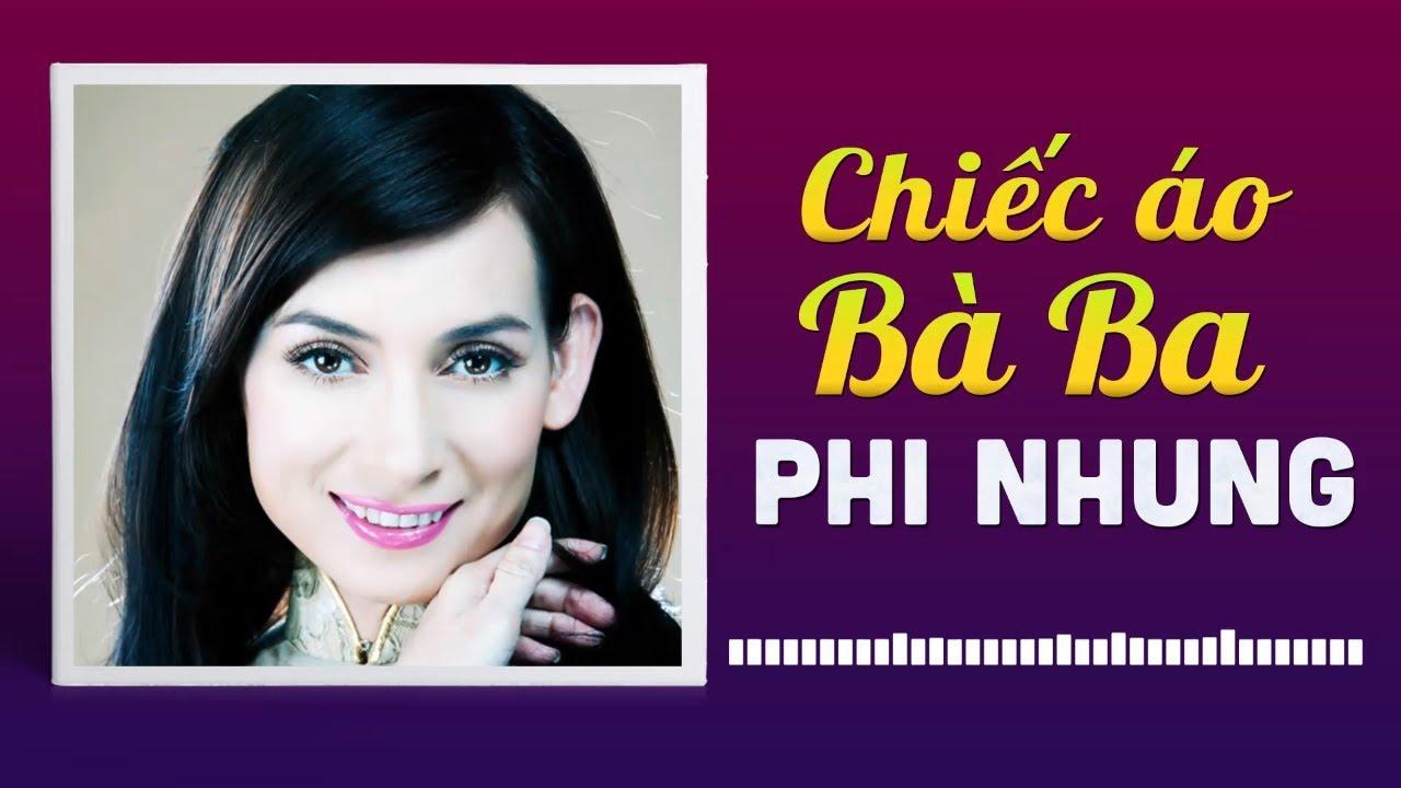 PHI NHUNG - CHIẾC ÁO BÀ BA