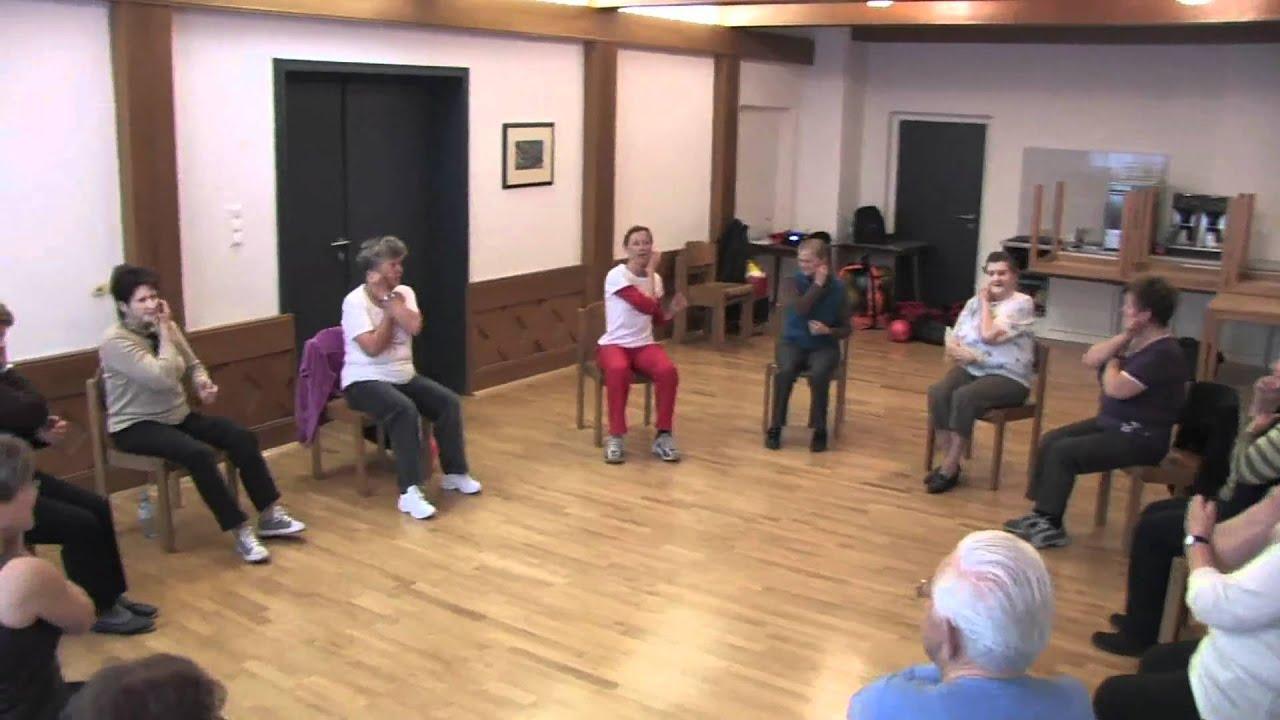 Atemübungen Im Sitzen Senioren