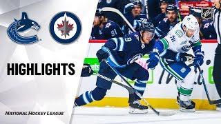 nhl-highlights-canucks-jets-11-08-19