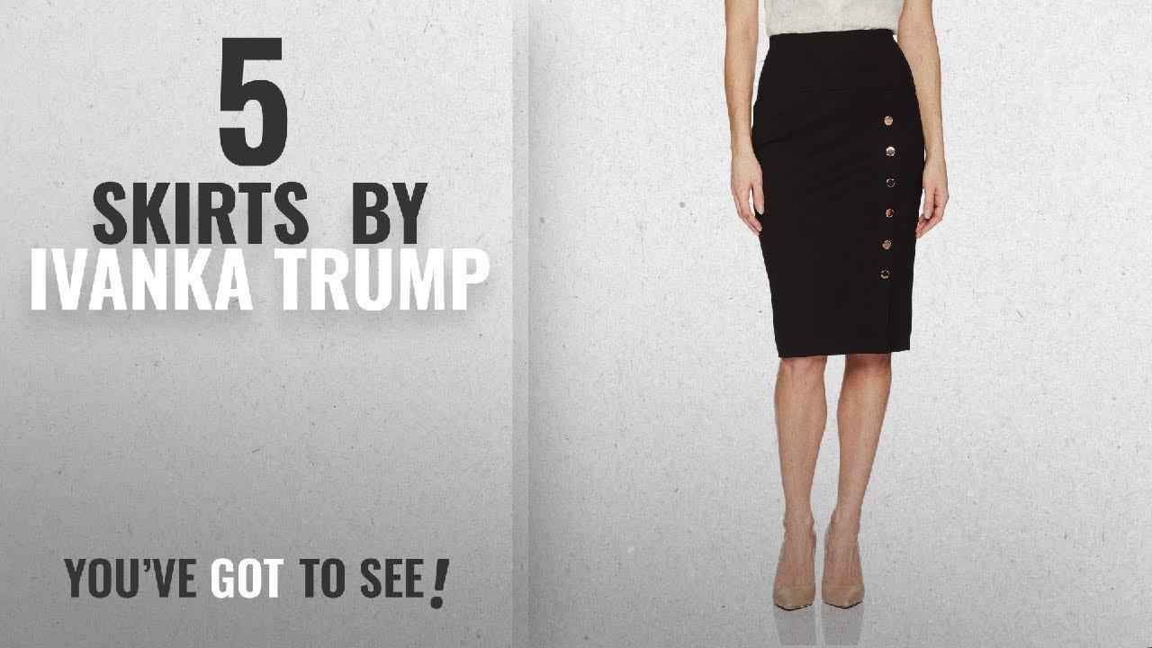 e49777850d Top 10 Ivanka Trump Skirts [2018]: Ivanka Trump Women's Compression Tummy  Control Pencil Hardware