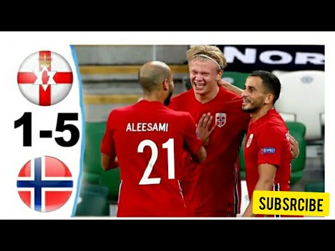 Northern Ireland Norway Goals And Highlights