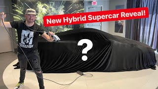 REVEALING OUR NEW 2022 HYPERCAR?