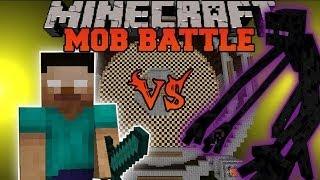 mutant-enderman-vs-herobrine-minecraft-mob-battles-arena-battle-mutant-creatures-mod-battles